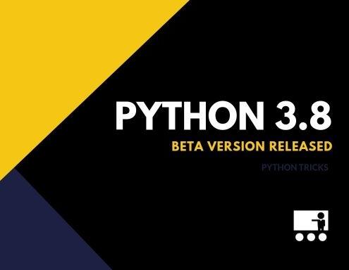 Python 3.8