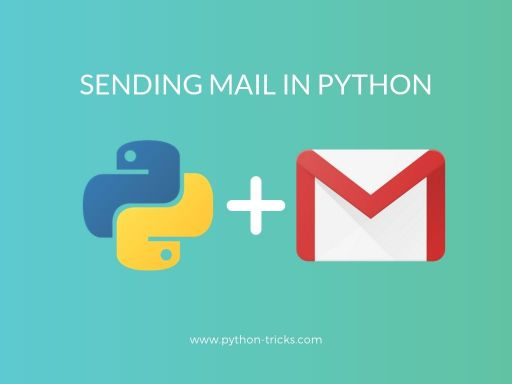 Sending Emails in Python