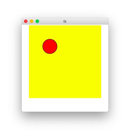 Canvas in Tkinter | Python Tricks