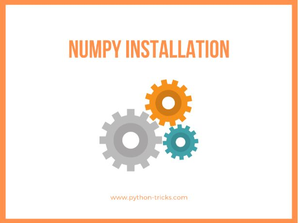 Numpy Installation
