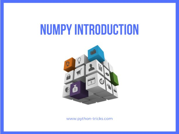 Numpy Introduction