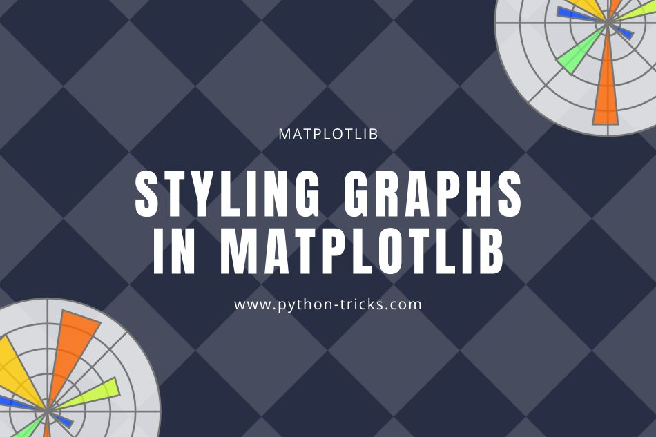 styling with matplotlib