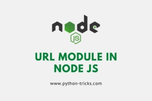 URL Module in Node Js