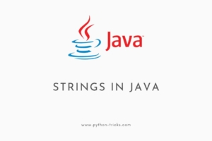 Strings in Java